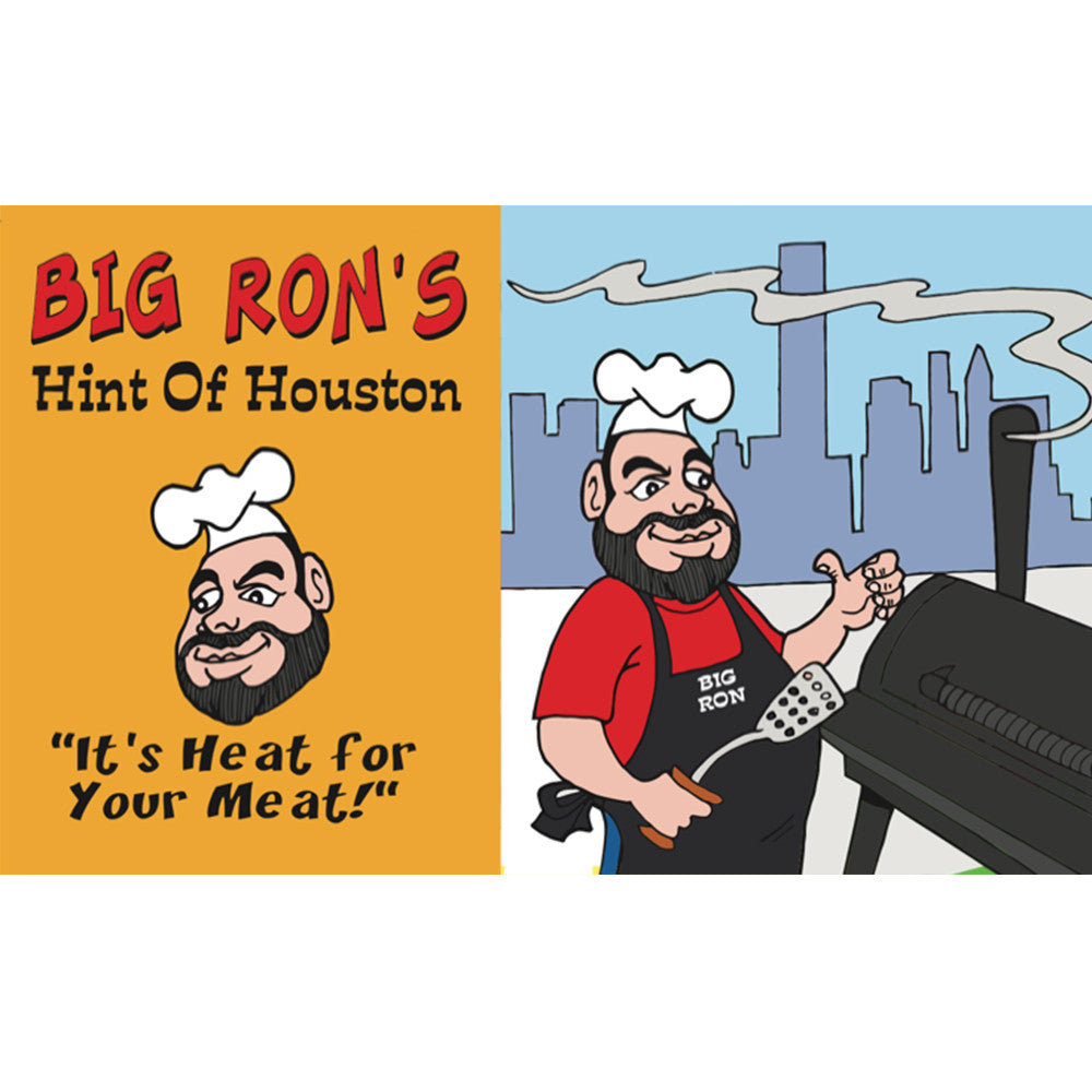 Big Ron's Hint of Houston