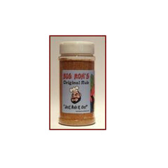 Big Ron's Original Rub 14 oz. Add On