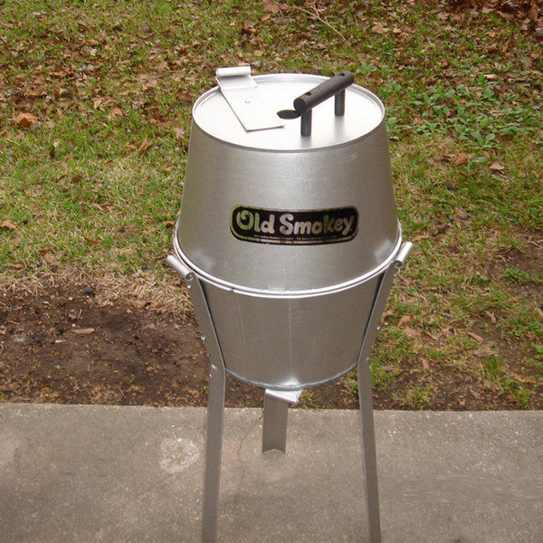 Long Legs for Old Smokey Charcoal Grills