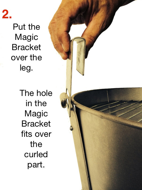 Old Smokey Magic Bracket Add On