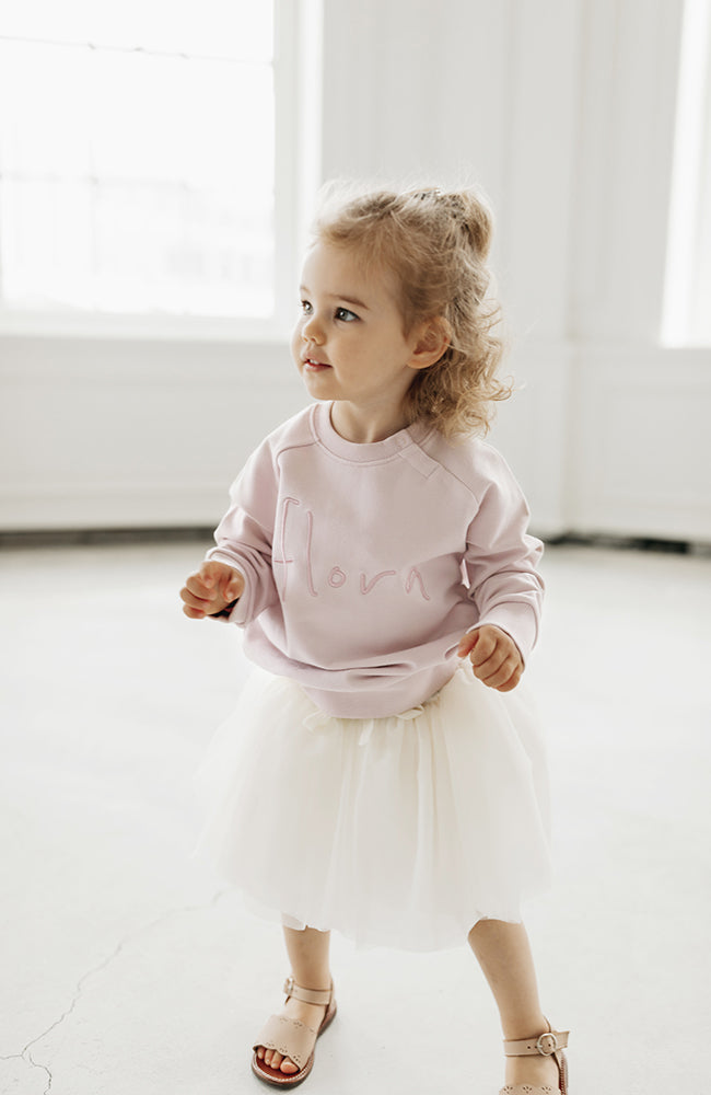 Soft Tulle Skirt - Marshmallow