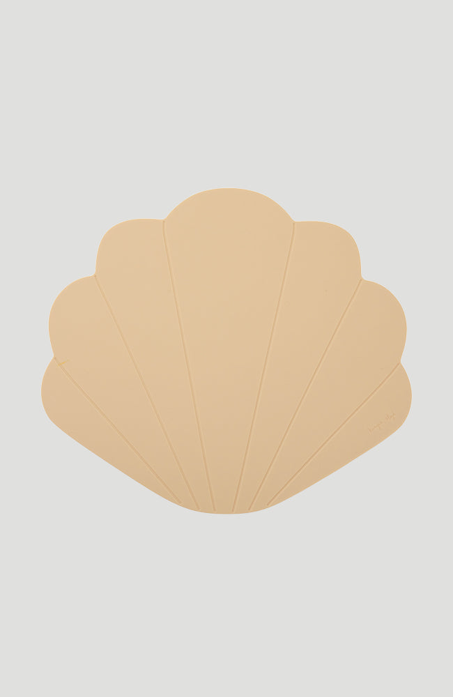 Silicone Placemat Clam - Shell