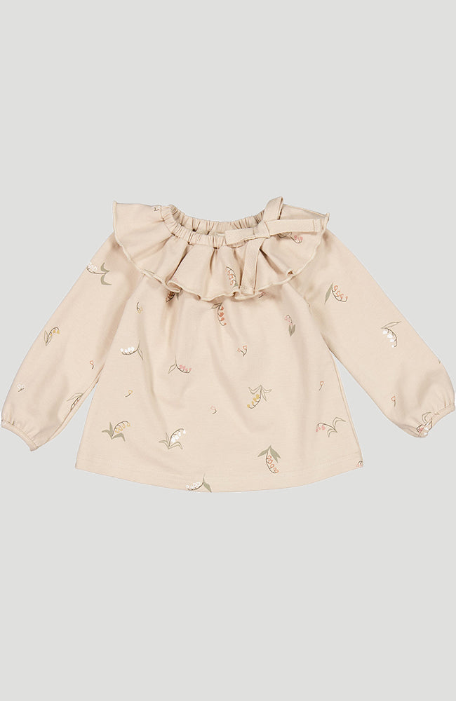 Tracia Jersey Blouse - Lily