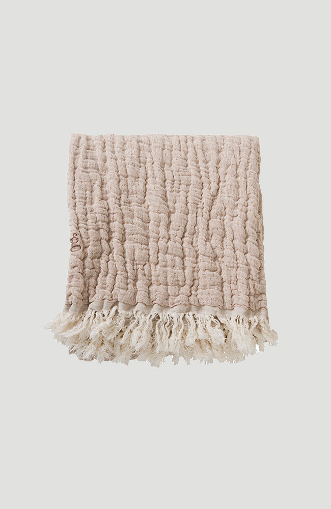 Mellow Tawny Blanket - Small