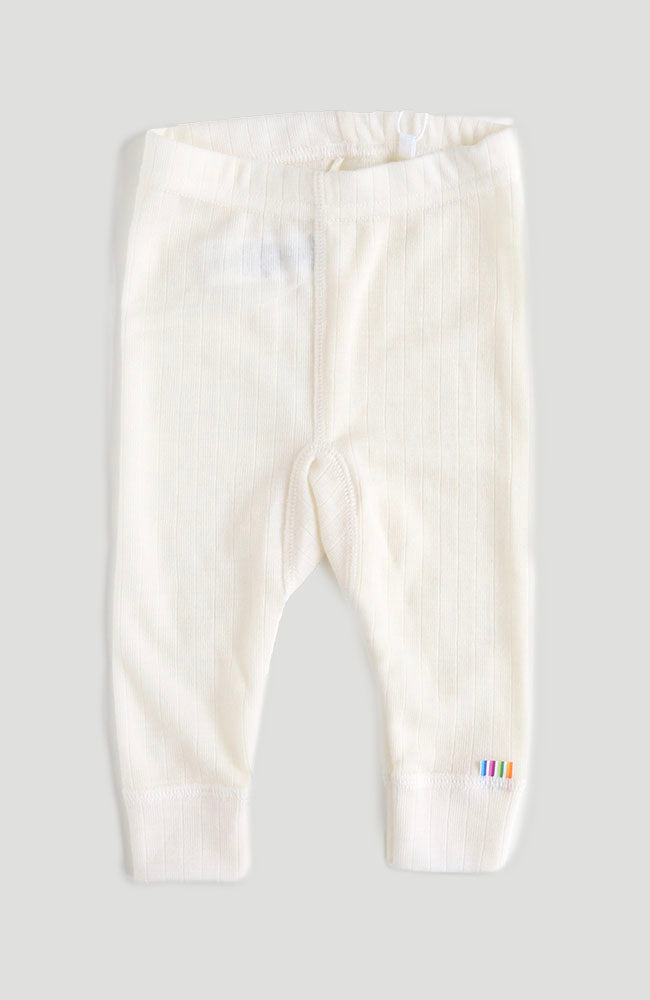 Ull Leggings - White
