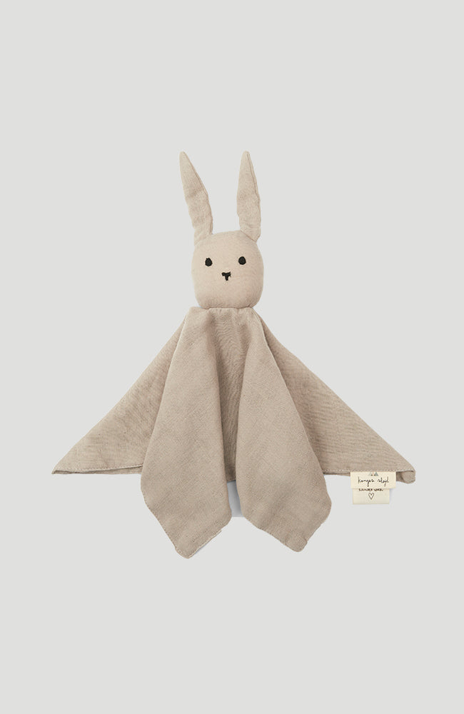 Sleepy Rabbit - Dark Clay