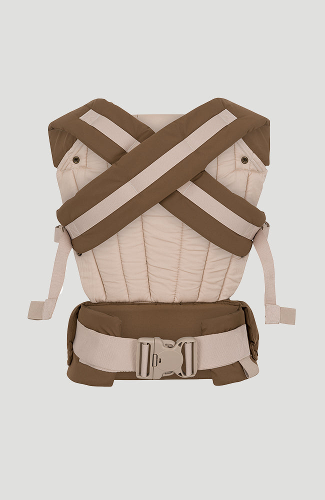 Nola Baby Carrier Technical - Walnut