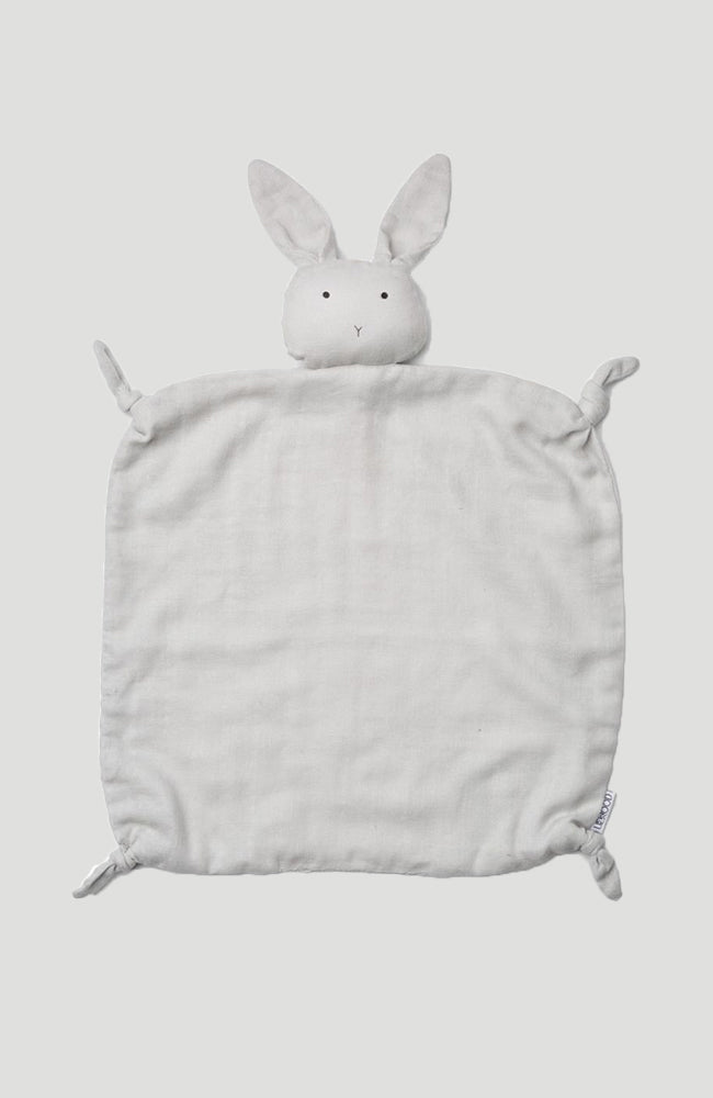 Agnete Cuddle Cloth - Rabbit Dumbo Grey