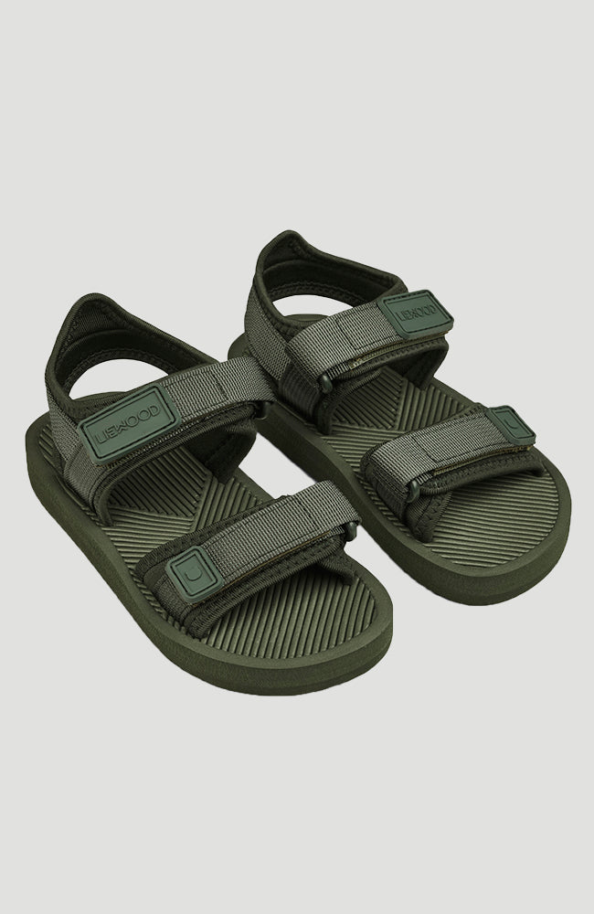 Monty Sandals - Hunter Green