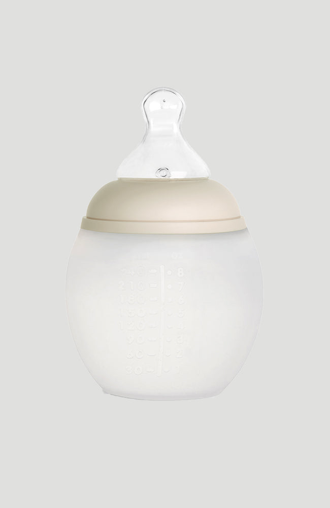 Natural Baby Bottle - Sand
