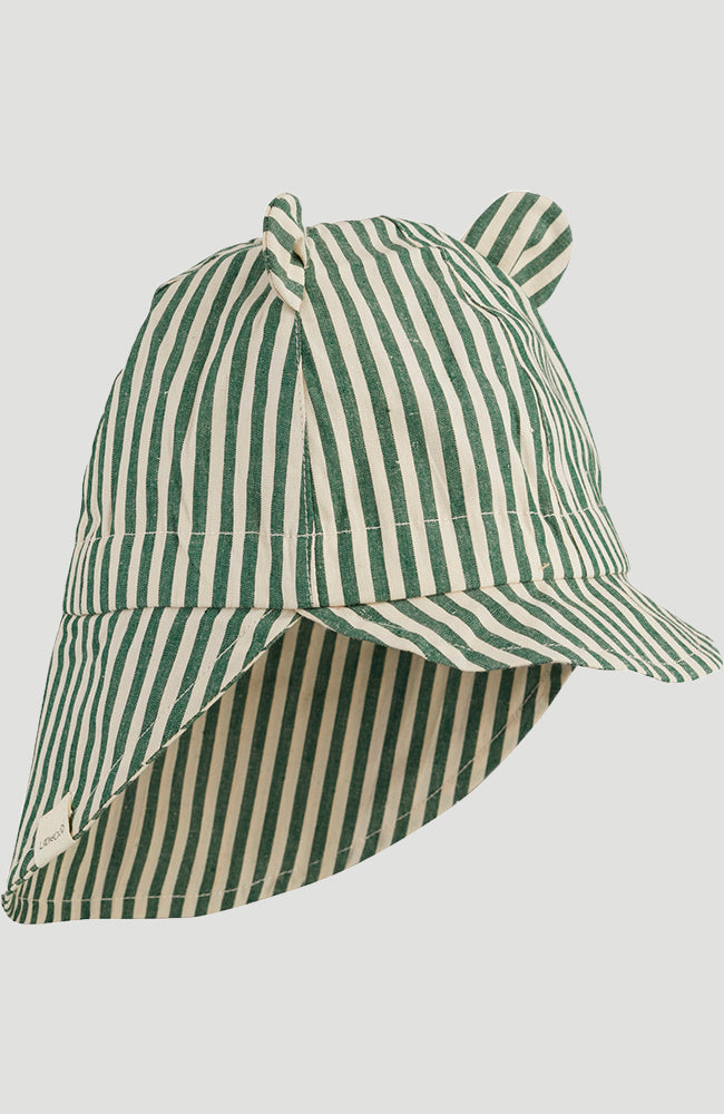 Gorm Sun Hat - Garden Green/Sandy