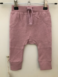 Pureborn Organic Slouch Pant (Dusky Pink)