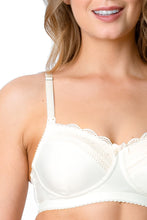 Load image into Gallery viewer, Hotmilk Show Off Bra - Maternity Bra Nursing (Ivory)