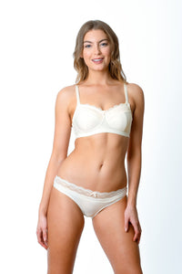 Hotmilk Show Off Bra - Maternity Bra Nursing (Ivory)