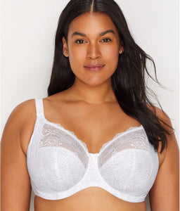 Elomi Morgan Bra (White)