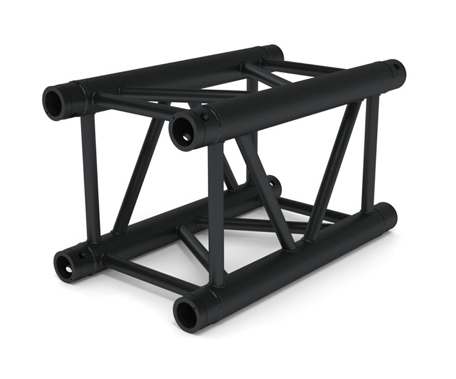 F34 Black Square Straight Truss