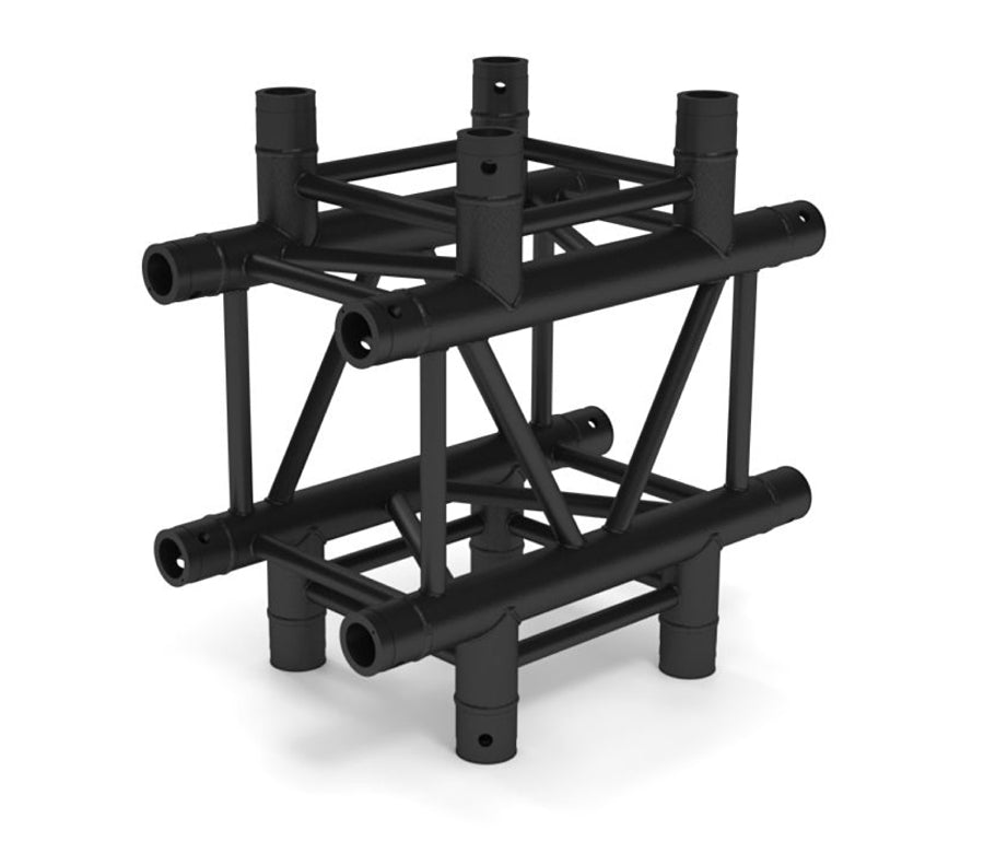 F34 Square Truss - 4 Way Cross Junction