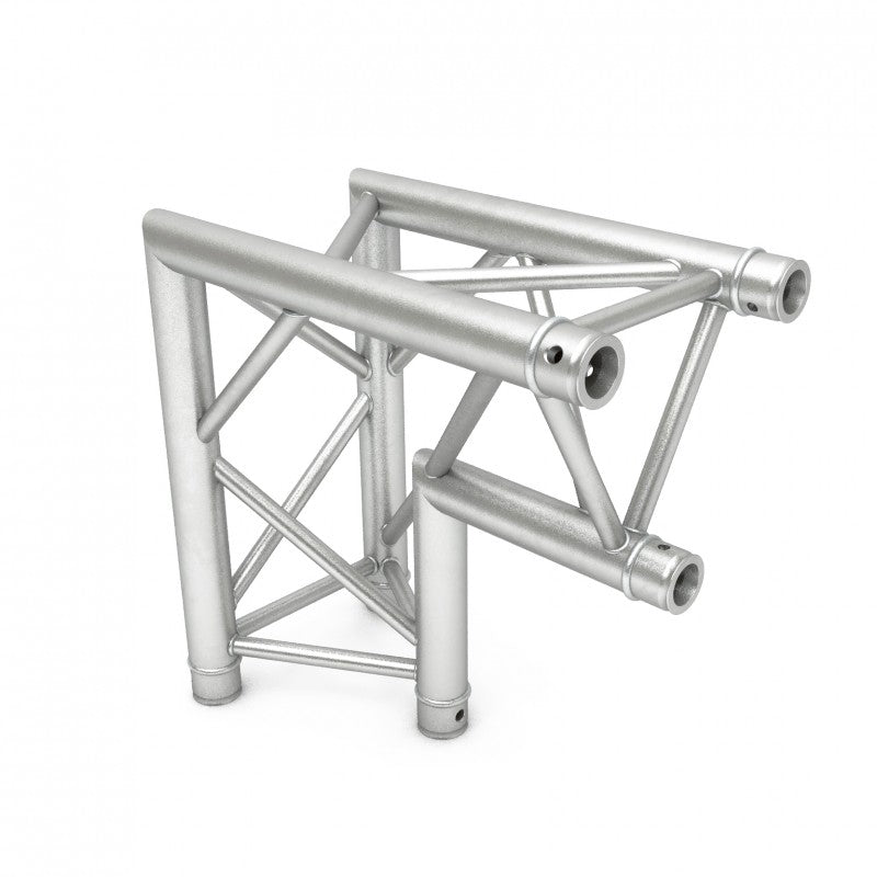 F34 Triangle Truss - 2 Way 90˚ Vertical Corner