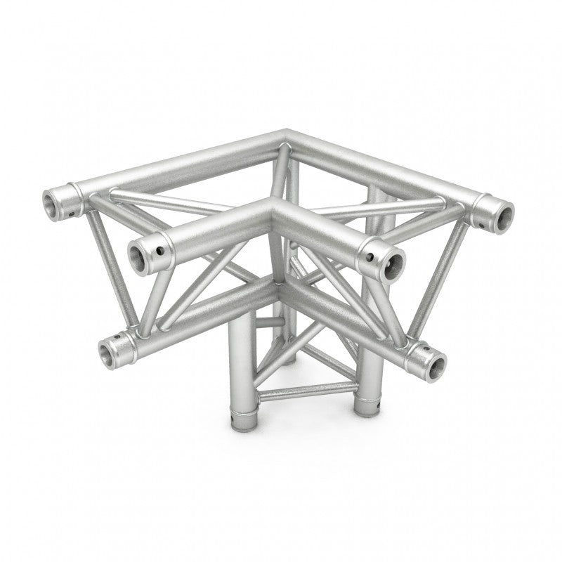 F34 Triangle Truss - 3 Way 90˚ Left Corner