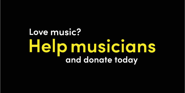 Donation to Help Musicians
