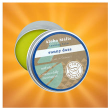 Load image into Gallery viewer, Skincare Sunny Daze Tanning Balm Aloha Malie