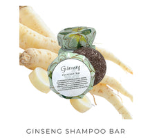 Load image into Gallery viewer, Ginseng Shampoo Bar - Aloha Malie