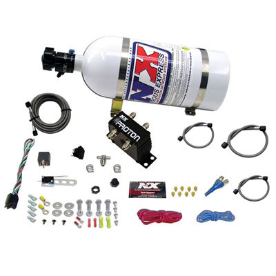 Nitrous Express Proton Plus Wet Kit - Busted Knuckle Off Road
