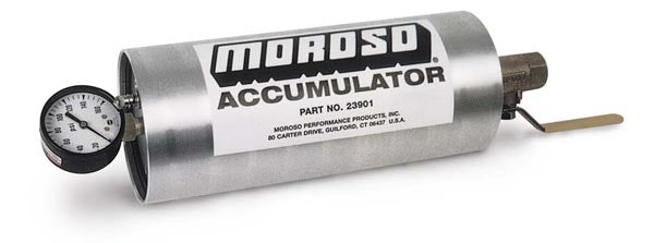 Moroso Accumulator 1.5 qt - Busted Knuckle Off Road