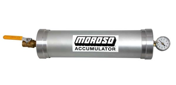 Moroso HEAVY DUTY Accumulator 3 qt - Busted Knuckle Off Road