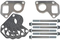 ICT billet 1/2'' water pump spacer kit - Busted Knuckle Off Road