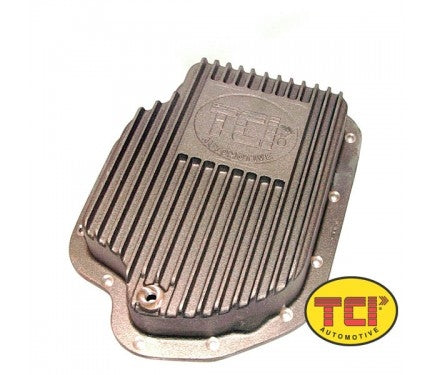 TCI TH400 6 QUART ALUMINUM PAN - Busted Knuckle Off Road