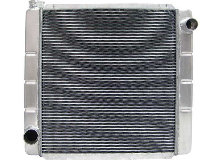 Big End Performance Aluminum Radiator FORD 28''X19'' - Busted Knuckle Off Road