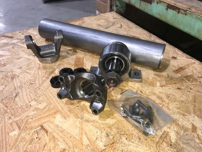 1480 Series Ultimate Billet Carrier Bearing Kit - Busted Knuckle Off Road