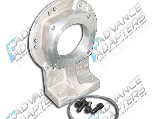 Advance Adapters TH350 to ATLAS ADAPTER 1.5'' Trans Stickout - Busted Knuckle Off Road