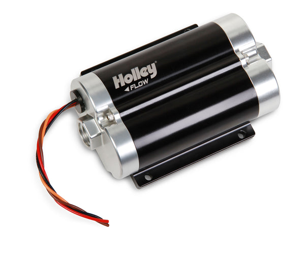 Holley In-Line Electric Fuel Pump 1200hp - Busted Knuckle Off Road