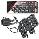 8pc Oracle LED rock light Kit - Busted Knuckle Off Road