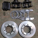 Lugnut4x4 Front 76-79 Ford 8 lug Dana 44 disc brake kit - Busted Knuckle Off Road