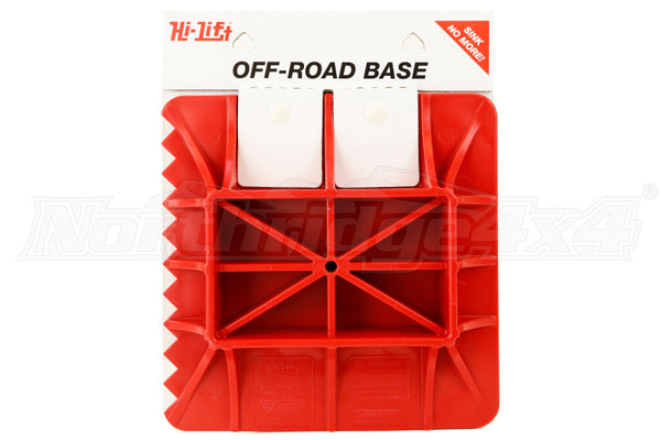 Hi-Lift Offroad Base - Busted Knuckle Off Road