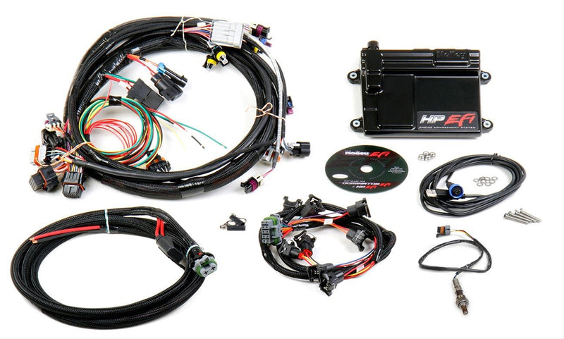 HP EFI ECU & HARNESS KITS GM LS1/LS6 NTK Oxygen Sensor - Busted Knuckle Off Road
