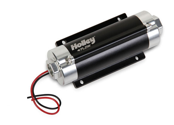 Holley In-Line Electric Fuel Pump 900hp - Busted Knuckle Off Road