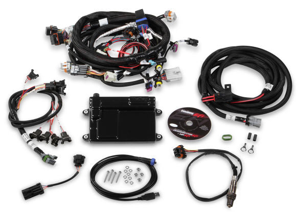HP EFI ECU & HARNESS KITS GM GM LS2/3/7 58x crank BOSCH OXY SENS - Busted Knuckle Off Road