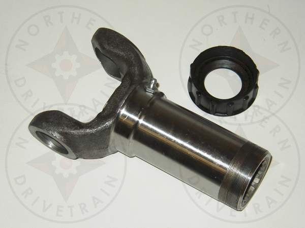 1480 series 1.750x16 spline Forged Slip Yoke - Busted Knuckle Off Road