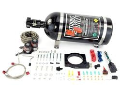 Nitrous Outlet Nitrous Plate Systems ZL1 Camaro w/10LB BOTTLE - Busted Knuckle Off Road