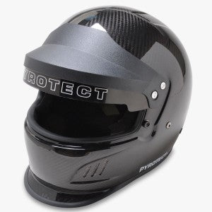 PRO AIRFLOW CARBON DUCKBILL WITH VISOR SA2015 - Busted Knuckle Off Road
