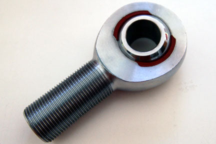 HEAT TREATED CHROMOLY 1 1/4-12 X 1 LEFT HAND THREAD HEIM JOINT - Busted Knuckle Off Road