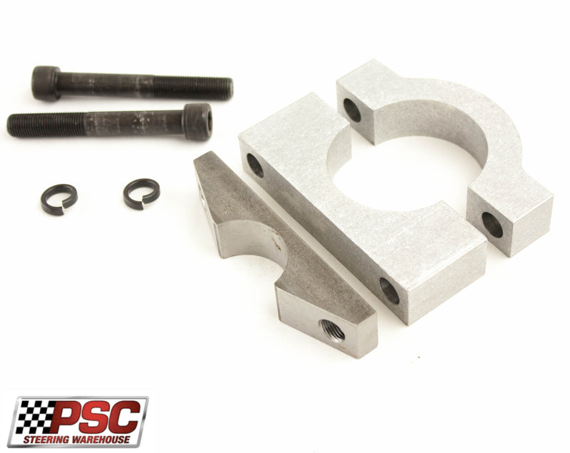Steering Cylinder clamp and hardware for 2.5'' cylinder for Tube - Busted Knuckle Off Road