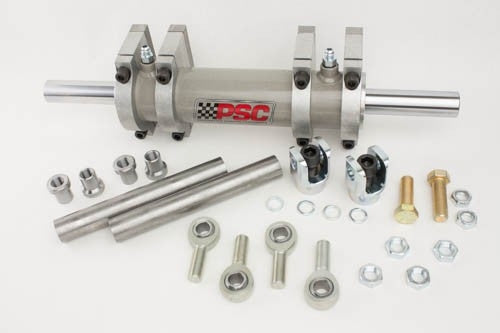 PSC Motorsports 9'' Travel 3'' Extreme Series ROCKWELL Axle Kit - Busted Knuckle Off Road