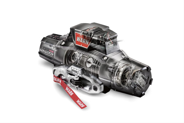 Warn Zeon 10-S Platinum Series Winches - Busted Knuckle Off Road