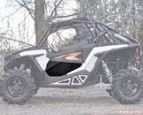 Polaris RZR S 1000 : 2016+  Lower Door Inserts - Busted Knuckle Off Road