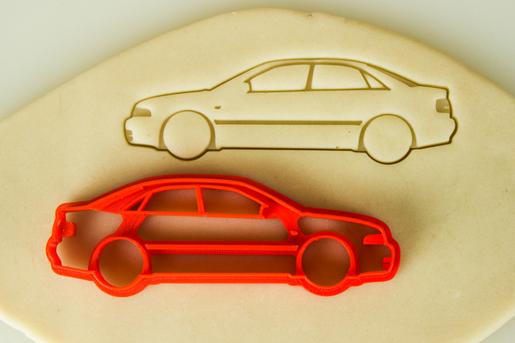 Audi B5 S4 A4 Cookie Cutter